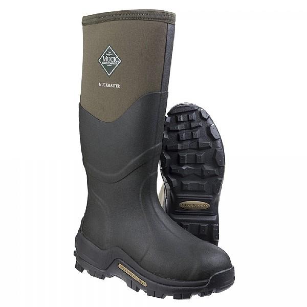 14ac89bfa49 Muck Boots Mens Muckmaster Tall - Moss Green