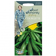 David Domoney Courgette Tuscany F1 Seeds