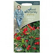 David Domoney Hot Prairie Fire Mix Pepper Seeds