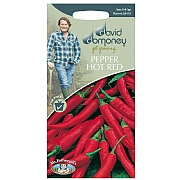 David Domoney Hot Cayenne Red Pepper Seeds