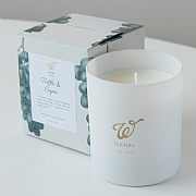 Webbs Truffle & Cognac Scented Candle