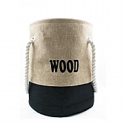Wood Storage Bag 38cm