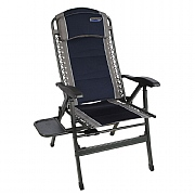 Quest Elite Ragley Pro Comfort Chair with Side Table - Blue