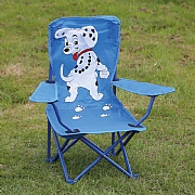 Quest Children's Dalmation Folding Chair
