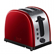 Russell Hobbs 21291 Legacy 2 Slice Toaster Red