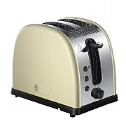 Russell Hobbs 21292 Legacy 2 Slicer Toaster Cream