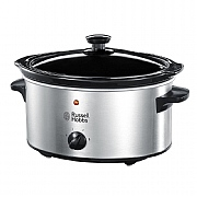 Russell Hobbs (23200) Stainless Steel Slow Cooker 3.5L