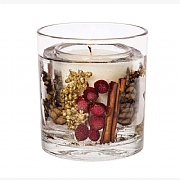 Stoneglow Nutmeg, Ginger & Spice Gel Tumbler Candle