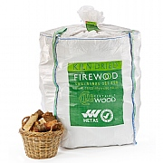 Certainly Wood Kiln Dried Logs Bulk Bag 1.6m3