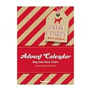 Rosewood Advent Calendar For Dogs