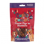 Rosewood Finest Pigs In Blanket For Dogs 100g