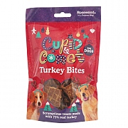 Rosewood Turkey Bites For Dogs 100g