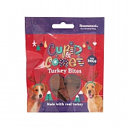 Rosewood Turkey Bites For Dogs 40g