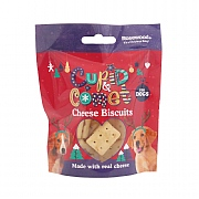 Rosewood Cheese Biscuits For Dogs 40g