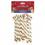 Rosewood Rawhide Candy Canes Bumper Pack For Dogs