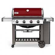 Weber Genesis II E-410 GBS Gas Barbecue Limited Edition Crimson