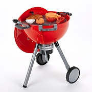 Weber Toy One-Touch Premium Kettle Barbecue Red