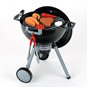Weber Toy One-Touch Premium Kettle Barbecue Black