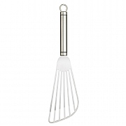 KitchenCraft Professional Stainless Steel Oval Handled Fish Slice
