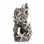 biOrb Sea Stars Rock Ornament Medium