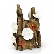 biOrb Flowers on Wood Ornament