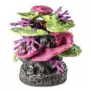 biOrb Green & Purple Coral Ridge Ornament