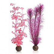 biOrb Pink Kelp Set Medium