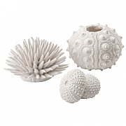 biOrb White Sea Urchins Set