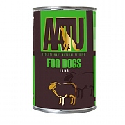 AATU Wet Lamb Adult Dog Food 400g