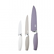 Taylors Eye Witness Brooklyn Stone 3 Piece Knife Set