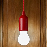 Eureka! Zone Click Light Red - Battery Operated
