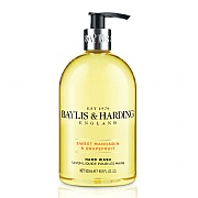 Baylis & Harding Sweet Mandarin & Grapefruit Hand Wash 500ml