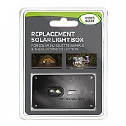 Smart Solar Replacement Solar Light Box - Silhouette Animals & Elvedon Collection
