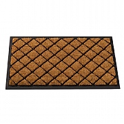 Outside In Heavy Duty MultiMat Diamond Pattern 75x45cm