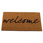 Outside In Welcome Decoir Mat 75x45cm