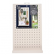 Burgon & Ball Hang It Pegboard - Stone