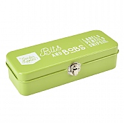 Burgon & Ball Bits & Bobs Storage Tin - Gooseberry