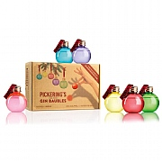Pickering's Gin Baubles (6x5cl)