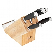 Stellar James Martin 5 Piece Knife Block Set IJ60
