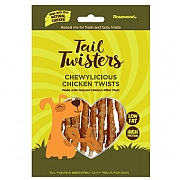 Rosewood Tail Twisters Chewylicious Chicken Twists 85g