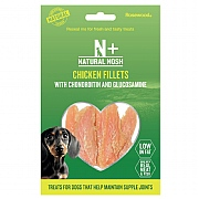 Rosewood Natural Nosh+ Chicken Fillets With Glucosamine 80g