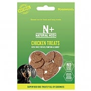 Rosewood Natural Nosh+ Chicken & Sweet Potato Treats