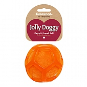 Rosewood Jolly Doggy Catch & Crunch Ball