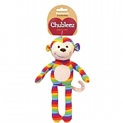Rosewood Chubleez Sonny Monkey Dog Toy
