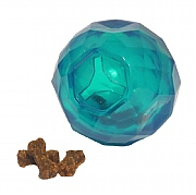 Rosewood Biosafe Puppy Treat Ball Blue Toy