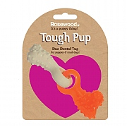 Rosewood Tough Pup Duo Dental Tug