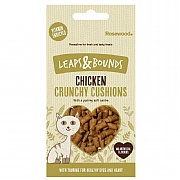 Rosewood Leaps & Bounds Crunchy Chicken Cushions 60g