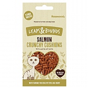 Rosewood Leaps & Bounds Crunchy Salmon Cushions 60g