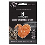 Rosewood Natural Nosh Chicken Fillet Mini Strips 50g