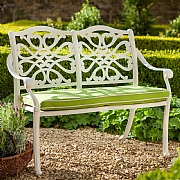 Hartman Capri Zest Bench with Cushion